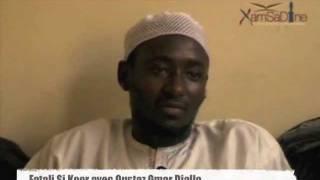 Fatali Si Koor Avec Oustaz Omar Diallo