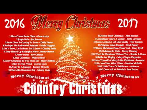 Country christmas songs 2017 - 2018 | best country christmas songs 2018 - country  christmas