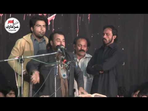 Zakir Ghulam Abbas Faridka  | Majlis 2 Rabi Awal 2017 | Jalsa Zakir Syed Imran Haider Kazmi