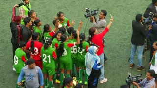 ||SAFF U-15 WOMAN FINALE|| BANGLADESH VS INDIA