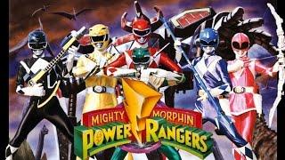 """POWER RANGERS"" [Mighty Morphin Remix!] -Remix Maniacs"