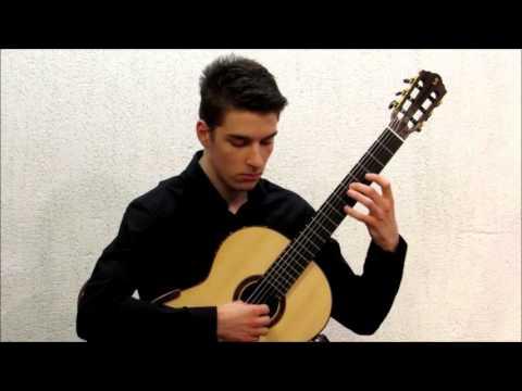 Augustin Barrios Mangore - La Catedral (gra Piotr Czerniak)