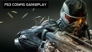 Crysis 2 PS3 config Gameplay