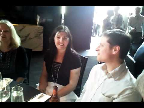 Australia Post 2011 Christmas Party 16/12/2011 - Business and Retail Services.mp4