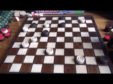 Let's Play International Draughts, Part 2