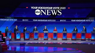 Democratic debate: Top moments from Houston debate | ABC7