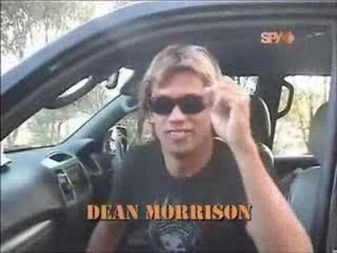Spy Optics & Dean Morrison - www.Surfeyes.com
