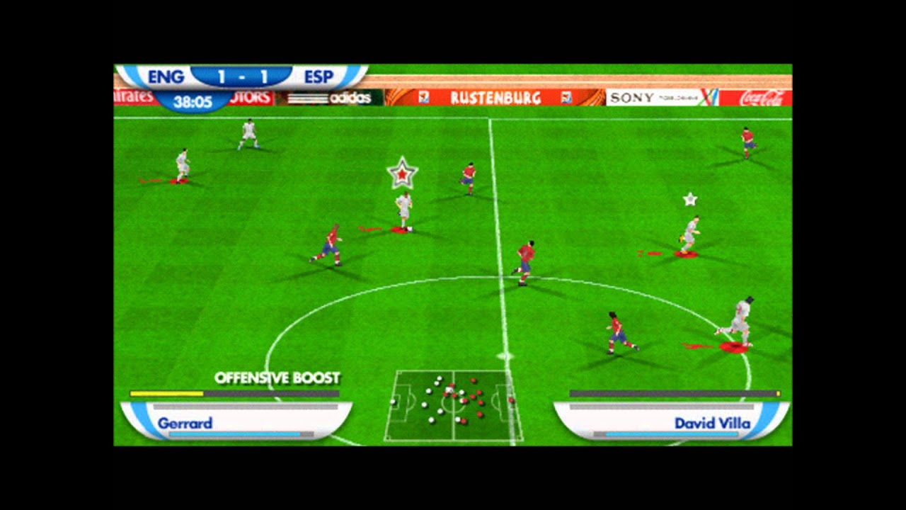 Psp World Cup Psp Cso/iso 2010 Fifa World