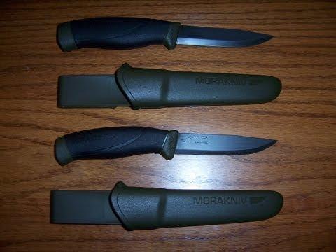 How to add patina to a Mora Companion Knife