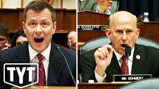 Gohmert Asks Strzok About Cheating On His Wife