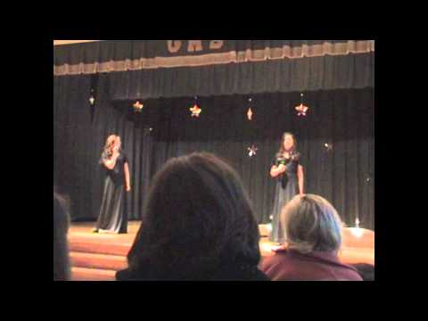 Greenbrier Middle School Talent Show 2011, Evans Georgia