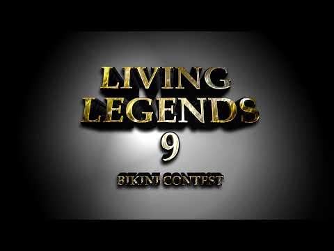 Bikini Contest - Living Legends 9 Paintball - CPX 2016