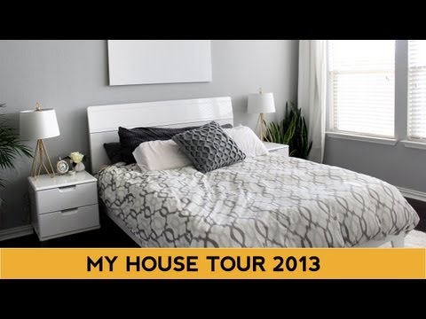 My House Tour 2013 | Home Decor Ideas | Miss Louie
