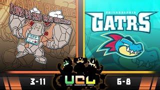 UCLS2 Week #15 | Long Island RegiRockies v Philly Gatrs!