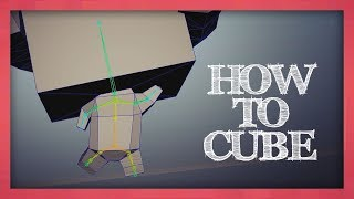 How to Cube! - Rigging & Animation (Part 2) - Pixlpit Tutorial