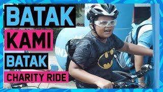 May Nanalo na ng Bike! - UnliAhon Vlog #19 (Charity Bike Ride)