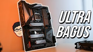 Gigabyte Z390 Aorus ULTRA ! Motherboard Intel 9th Gen Paling Worth It ?
