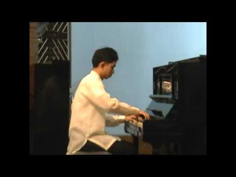 Maligayang Bati -cedric's  Filipino Classical Experience video