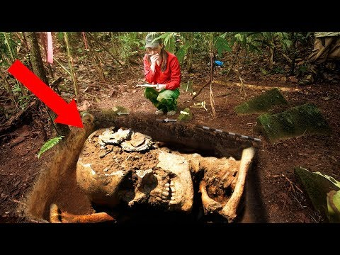 Most MYSTERIOUS Shocking Discoveries Found In The Jungle!