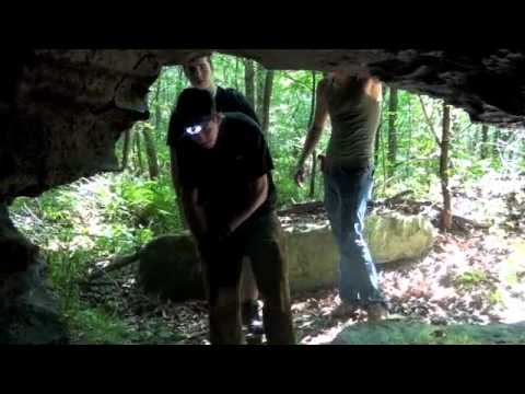 we enter a cave near shoals, indiana I do not own rights to the song comatose by skillet.