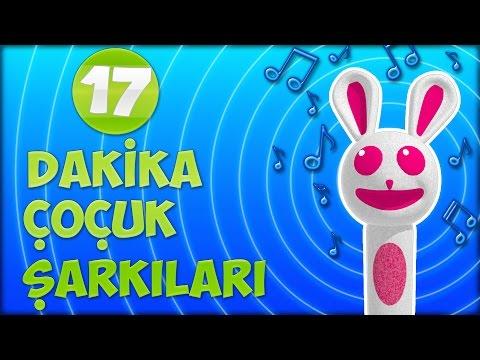 17 dakika çocuk şarkısı | Çizgi Film Tadında Çocuk Şarkıları | Sweet Tuti Bebek Şarkıları | Ninni