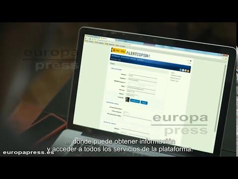 AlertCops - App de alertas de seguridad ciudadana