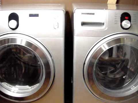 Samsung Vrt Washer Amp Dryer Youtube