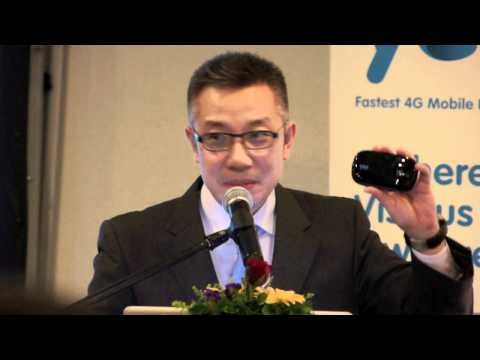 YTL Launches Yes 4G Wimax Network