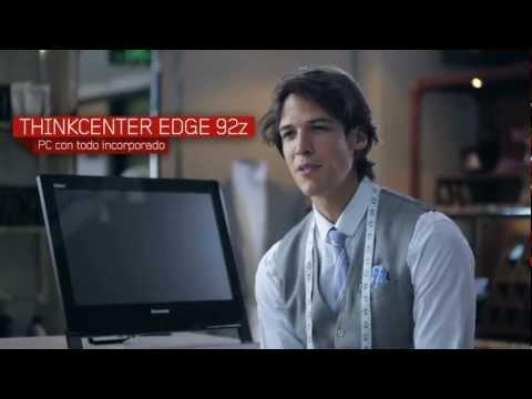 ThinkCentre Edge 92z: sastrería de lujo a medida: