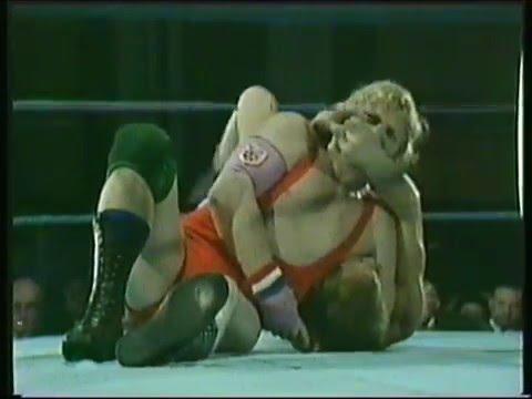 World of Sport, Professional Wrestling