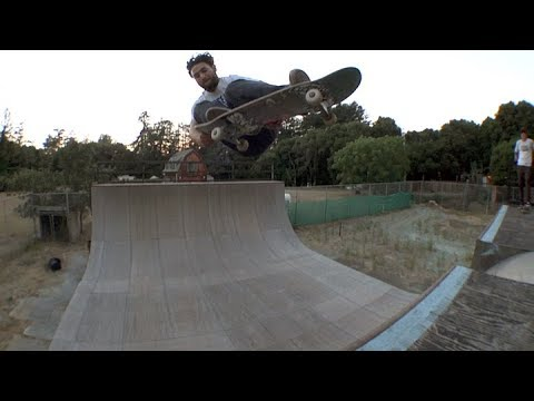 """Ronnie Sandoval and Cedric Pabich's """"Cruz To Watsonville"""" Video"""