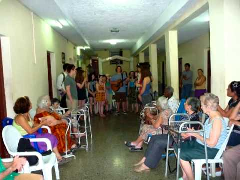 Chicago Waldorf School 12th Grade Service Learning Trip to Havana, Cuba - 10/11/2010