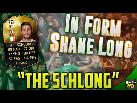 """IN FORM SHANE LONG!!!   """"The Schlong""""   FIFA 16 Ultimate Team"""