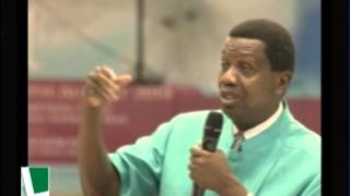 You need to live above the natural-Pastor E.A Adeboye