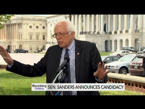 Bernie Sanders: I Voted Against War in Iraq