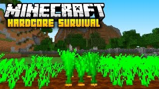 Minecraft : Hardcore Survival | #1 |Madende Akanzee