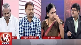 Special Debate On Rahul Gandhi Comments On CM KCR And Modi | Good Morning Telangana