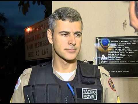 Foragido da polícia é preso no bairro Tibery