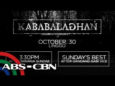 Kababalaghan Teaser 1