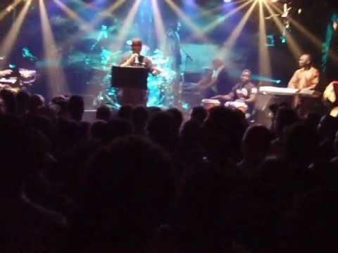 """AssAssiN Rockin Squat - """"Le temps et l instant"""" Live Band à Genève"""