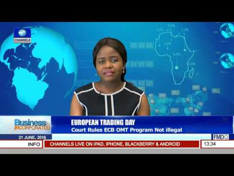 Business Incorporated: Court Rules ECB OMT Program Not illegal