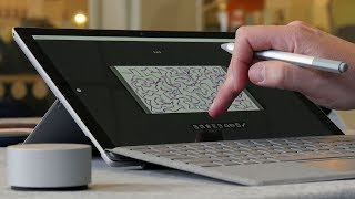 {WOW} This is Secret Microsoft Surface Pro 2017 Review