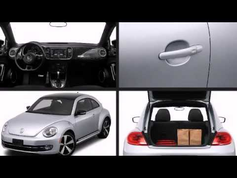 2012 Volkswagen New Beetle Video