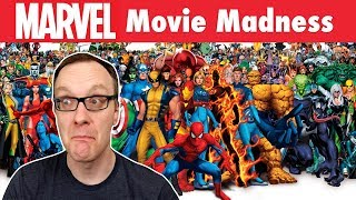 Marvel Movie Madness - Is This What I Wanted?
