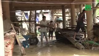 Nghệ An: Lũ quét trong đêm làm ngập nhiều nơi | VTC14