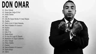 Download lagu Don Omar Sus Mejor Exitos - Don Omar Mix Nuevo 2018
