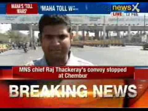 Breaking News: Raj Thackeray detained by Mumbai police