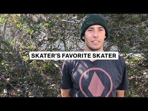 Skater's Favorite Skater: Dane Burman