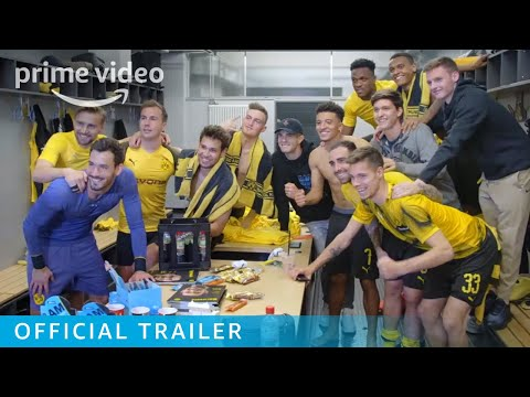 Inside Borussia Dortmund - Official Trailer | Prime Video