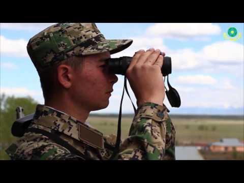 Пограничная служба КНБ Республики Казахстан